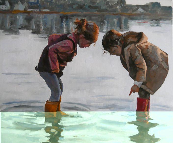 Bain de pied breton